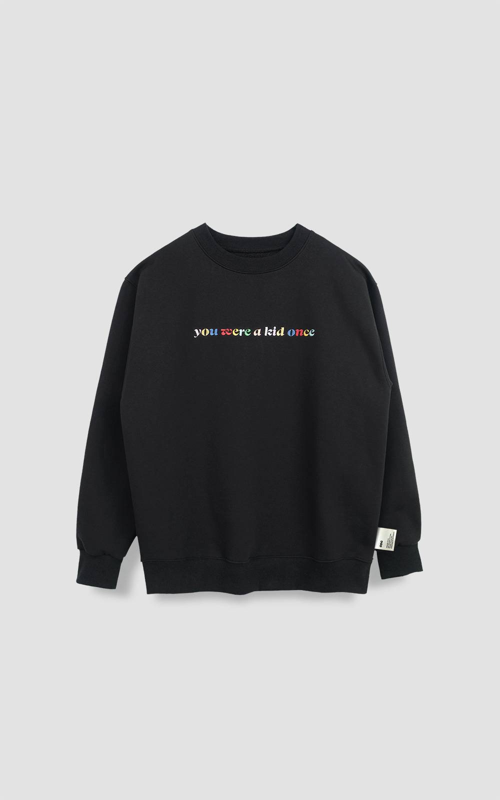 오디지 온라인 스토어RAINBOW SWEATSHIRTOwn label brand